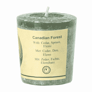 Vela Perfumada Chill-out Canadian Forest Stearine